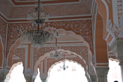 Inside of Jaipur Fort