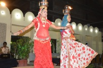 Authentic Rajastan dancers