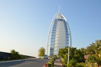Burj Al Arab front