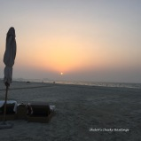 151009 Park hyatt sunset